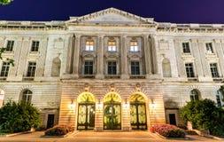 Russell Senate Office Building dans le Washington DC Photographie stock