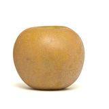 Russet Apple Stock Photo