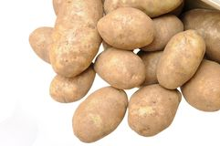 Russet potato Stock Image