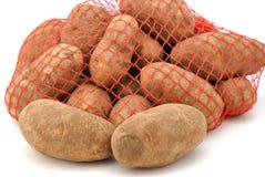 Russet Potatoes Stock Photography