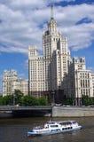 russi s stalin moscow здания Стоковые Фото