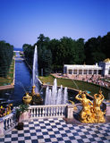 Russia-13. Summer Palace in Russia Sankt Peterburg-2 Royalty Free Stock Photography