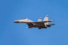 Russia aircraft in an air show Royalty Free Stock Photos