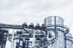 Russia area - Europa Park, Germany Stock Photography