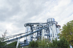 Russia area - Europa Park, Germany Stock Images
