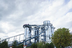 Russia area - Europa Park, Germany Royalty Free Stock Photos