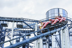 Russia area - Europa Park, Germany Royalty Free Stock Photo