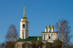 Russia. Arzamas. Church of St. John the Theologian. Stock Photo
