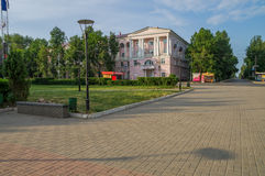 Russia. Arzamas. City Emergency Hospital. Stock Image