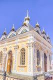 Russia Chapel  St. Nicholas Wonderworker  Rybinsk Stock Image