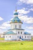 Russia Cheboksary Church Dormition  most Holy Theotokos Royalty Free Stock Photography