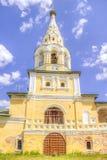 Russia Church  Nativity St. John  Baptist Uglich Stock Image