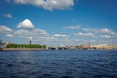 russia för fontankapetersburg rriver st Royaltyfri Fotografi