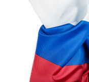 Russia flag background Stock Photos