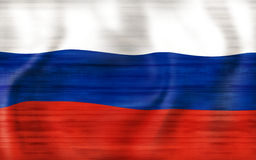 2018 Russia Flag Creative Graphic Design. Graphic modern Illustration Royalty Free Stock Photos