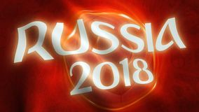 Russia 2018 Stock Photography