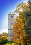 Russia,Gatchina,park near a palace Stock Photos