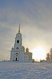 Russia. Golden Ring. Vladimir. Church. Back to the Past Royalty Free Stock Photos