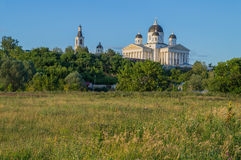 Russia. Holy Resurrection Cathedral Royalty Free Stock Photography