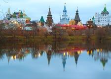 Russia. Izmailovo Kremlin. Royalty Free Stock Photography