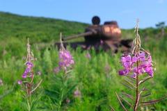 Free Russia. Japan Sea Tank 2 Stock Photo - 7294950