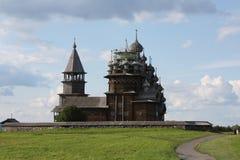 Russia.Kareliya. Onega. Kizhi. Royalty Free Stock Images