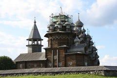 Russia.Kareliya. Onega. Kizhi. Stock Photo