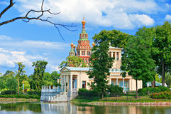 Russia. A kind on Peter and Pavel s church Royalty Free Stock Photography