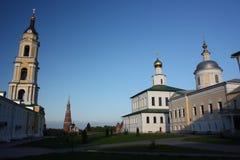 Russia, Kolomna. The Old-Golutvin monastery. Stock Images
