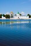 Russia, Kostroma city, Ipatievsky monastery Stock Images
