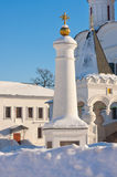Russia, Kostroma city, Ipatievsky monastery Stock Photo