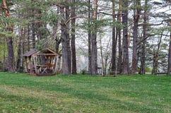 Russia. Krasnodar region. Nature of Adygea. Stock Images