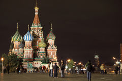 Russia: Kremlin and Red Square Royalty Free Stock Photography