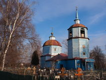 Russia, Luhovicy, Church of Our Lady of Kazan Stock Photo