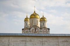 Russia, Luzhetsky monastery royalty free stock photos