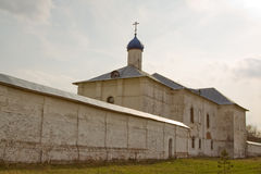 Russia. Luzhetsky monastery Stock Photo