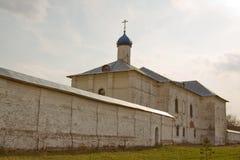 Russia. Luzhetsky monastery stock photo
