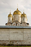 Russia. Luzhetsky monastery Royalty Free Stock Photo