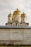 Russia. Luzhetsky monastery royalty free stock photo
