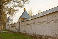Russia. Luzhetsky monastery royalty free stock photography