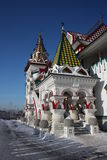 Russia, Moscow. Kremlin in Izmailovo. Royalty Free Stock Image