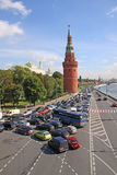 Russia, Moscow Kremlin Royalty Free Stock Photo