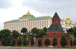 Russia, The Moscow Kremlin Stock Image