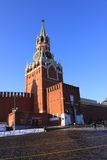 Russia, Moscow Kremlin in winter Stock Photography