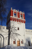 Russia. Moscow. Novodevichiy monastery Royalty Free Stock Image