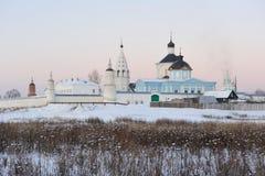 Russia. Moscow region. Bobrenev monastery Royalty Free Stock Image