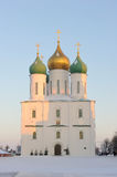 Russia. Moscow region. Ensemble of Kolomna Kremlin Royalty Free Stock Image