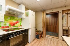 Russia, Moscow- September 10, 2019: interior room apartment modern bright cozy atmosphere. general cleaning, home decoration,