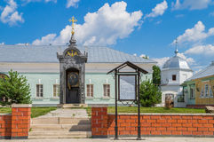 Russia. Murom. Annunciation Monastery. Necropolis Royalty Free Stock Photos