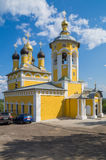 Russia. Murom. Nicholas-Quay Church Stock Photo